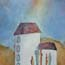 Paintings Christian Art Painting Home, a place to be....more. Atelier for Hope Fenna Moehn