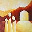 Atelier for Hope Paintings | Biblical - the way| by Fenna Moehn Hummel