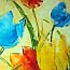 Painting Tulips Flower paintings Atelier for Hope Doetinchem